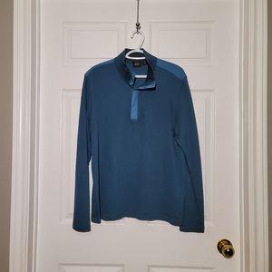HUGO BOSS half zip knit